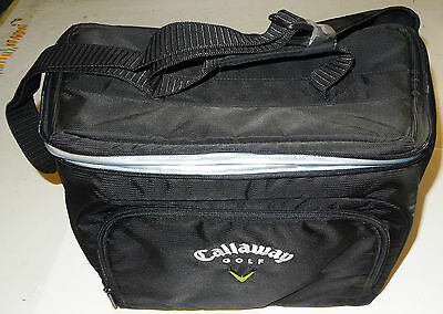 Callaway Travel Collection Deluxe Cart Cooler Set Brand New