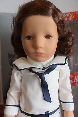 """Lovely 14"""" Mercedes Benz Kathe Kruse Doll, Limited Edition 100Th Anniv!"""