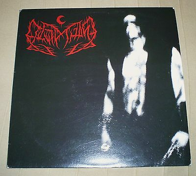 LEVIATHAN - Tentacles Of Whorror - 2 LP - Orig First Press. 2004 Red Vinyl