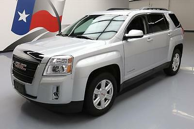 2015 GMC Terrain SLT Sport Utility 4-Door 2015 GMC TERRAIN SLT-1 HTD SEATS BLUETOOTH REAR CAM 31K #194124 Texas Direct