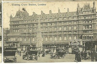 London : Charing Cross Station  (1912)