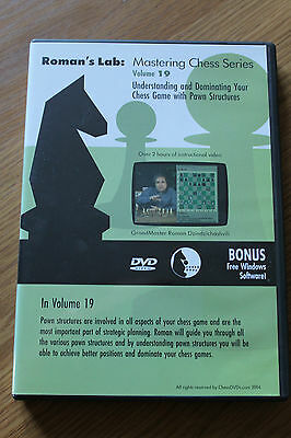 Chess DVD - Roman's Lab Volume 19: Pawn Structures
