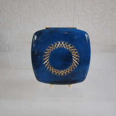 Vintage Powder Compact by Melissa