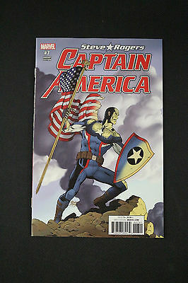 CAPTAIN AMERICA STEVE ROGERS #7 Classic 1:15 Incentive Variant Edition Cover