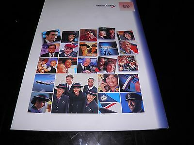 British Airways annual report and accounts 1995-96