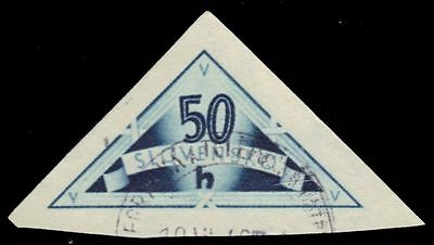 """SLOVAKIA EX1 (Mi79) - Numeral of Value """"Personal Delivery"""" (pa37650)"""