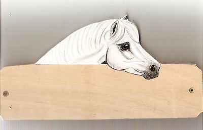 Welsh pony stable/stall/barn name plate/plaque/sign personalised gift