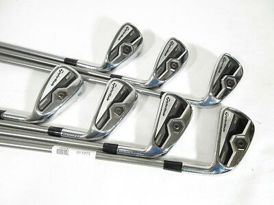 "TaylorMade '2011 CB TOUR PREFERRED FORGED IRONS 5-PW,AW Graphite Stiff (+1"")"