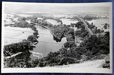 Aerial View * Waverly Hills, Kentucky  RPPC