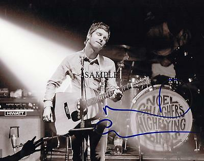 Noel Gallagher #3 Reprint Autographed Picture Signed Photo 8X10 Christmas Oasis