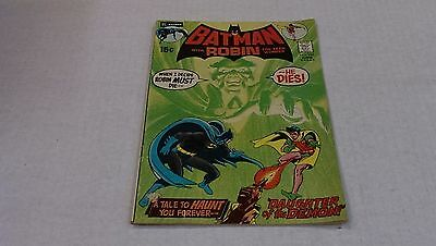 Batman #232 (Jun 1971, DC) - 1st Appearance of Ra's Al Ghul - Neal Adams CLASSIC