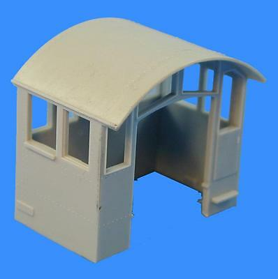 S-2 Cab - New Style Fits All Atlas Ho Scale S2