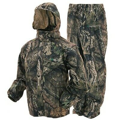 Frogg Toggs All Sport Suit, Mossy Oak Break Up Country, Medium