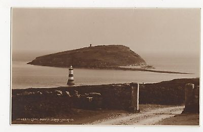 Wales, Anglesey, Puffin Island, Judges 14642 Postcard, A870