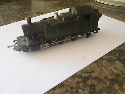 Model Trains Oo G W R    2 6 2  Steam Loco Lima