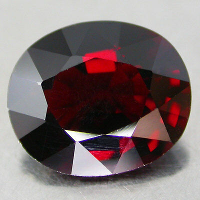 RARE! 3.20Cts. AWESOME! COLOR TOP RED 100%NATURAL UNHEATED SPINEL OV BURMA