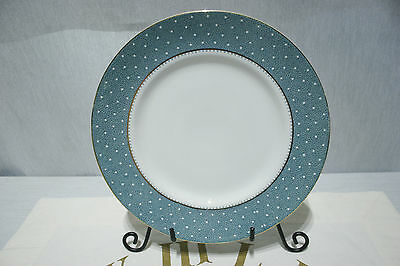"""LOT of 6 Ridgway CONWAY  Green 10"""" Dinner Plates"""