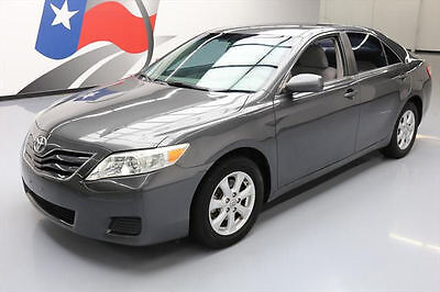 2011 Toyota Camry  2011 TOYOTA CAMRY LE 2.5L AUTOMATIC CD AUDIO ALLOYS 44K #103909 Texas Direct