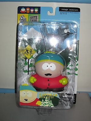 SEALED NEW SOUTH PARK MIRAGE #1 CARTMAN WITH KITTY TOY DOLL FIGURES open mouth