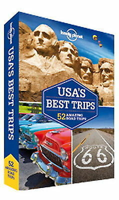 Usa Best Trips Lonely Planet Travel Guide