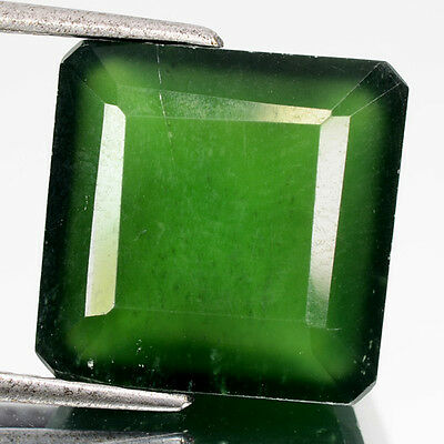 10.61 Cts Huge Very Rare Green Color Natural Serpentine Gemstone