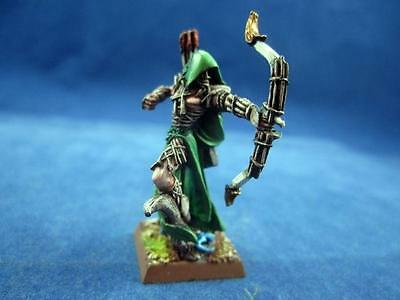 Warhammer painted Wood Elf Waywatcher Lord