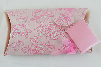 Wrap and Roll Luxury Pillow Pack Gifts Presents Wrapping Pink Box Tissue Paper