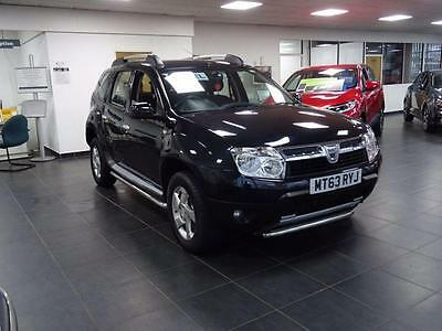 PERSONAL CONTRACT £165 P/M LOW DEP / 63 Dacia Duster 1.5 dCi 110 Laureate 5dr