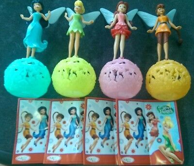 Maxi Fairies Italy 2015, complete set with all Bpz.