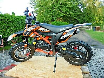 Crossbike Pocket Bike Dirt Bike Enduro Motorrad Moto Cross KXD Nitro