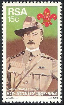 RSA/South Africa 1982 Baden-Powell/Scouts/Scouting/Leisure/People 1v (n44043)