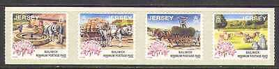 Jersey 1998 Horses/Cattle/Farming 4v s/a stp (n14729)