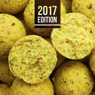 -- Deep Water Baits Boilies -- Active Feed Line -- Vanilla Cream 2,5 Kg --
