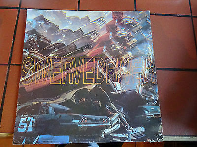 Swervedriver Son Of Mustang Ford 12' Ep Cre 079T