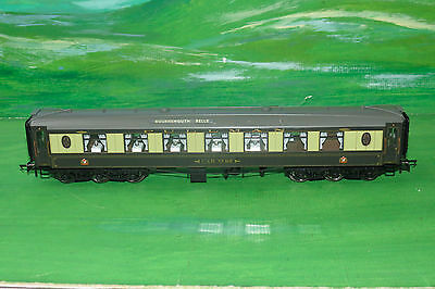 Hornby Bournemouth Belle R2819 12 wheel Pullman coach 'car no 96' - OO Mint