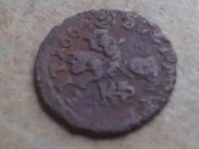 HAMMERED COIN c. 1660