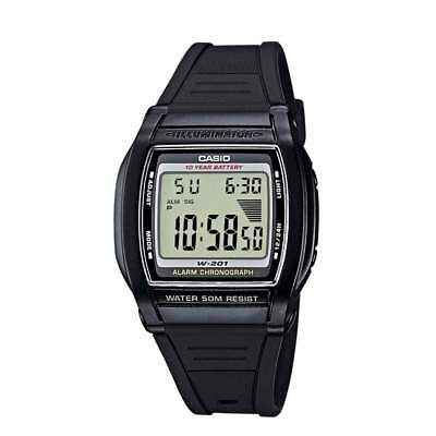 Casio Mens Watch W-201-1AV