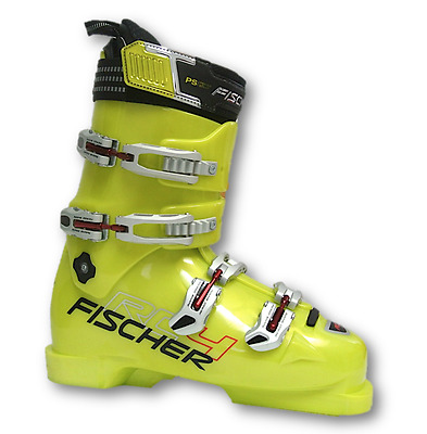 NEW Fischer SOMA RC4 WC PRO 130 Alpine downhill ski boots - 23.5 /06