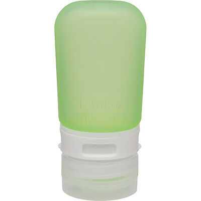 Humangear GoToob Small Silicone Bottle 1.25oz Lime Green