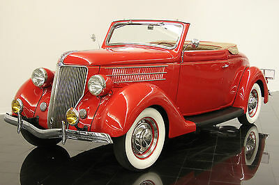 1936 Ford Other Model 68 Deluxe Rumble-Seat Cabriolet 1936 Ford Model 68 Deluxe *$510 PER MONTH* RumbleSeat Cabriolet Restored Leather