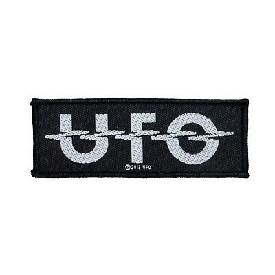 """UFO"" Band Logo English Heavy Metal Hard Rock Merchandise Sew On Applique Patch"