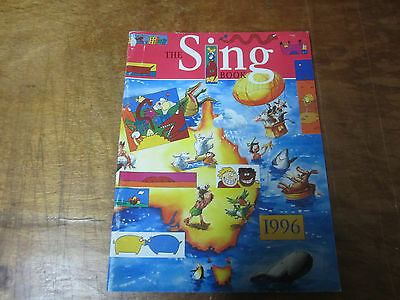 ABC Songbook THE SING BOOK 1996  Australian Broadcasting Corp.