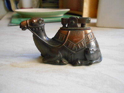 camel table lighter (needs TLC)
