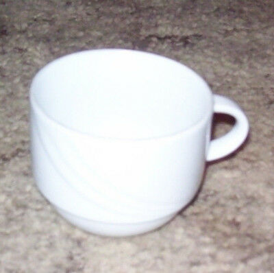 Schonwald Germany white coffee cup