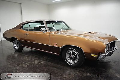 1970 Buick Other Car 1970 Buick GS 350
