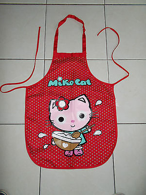 Girls Apron Age Approx 5 To 7 Years