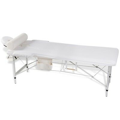 New 12-piece Accessory Set for Massage Tables PVC Sheet Set Carrying Bag