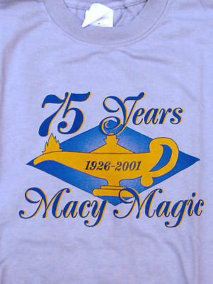 T-SHIRT, NEW Edith Macy Lamp Girl Scout 75th Anniversary Vintage GIFT