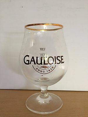 Galouise Beer Glasses X 2