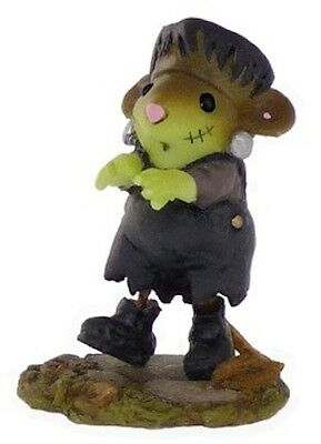 FRANKENMOUSTER by Wee Forest Folk, WFF# M-416, Frankenstein Mouse